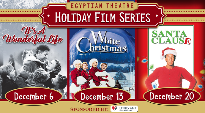 Holiday Film Series Web Banner