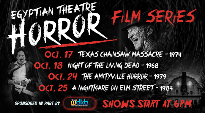 Horror Film Series Web Banner