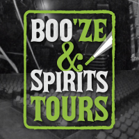 BOO'ze & Spirits Flashlight Tour