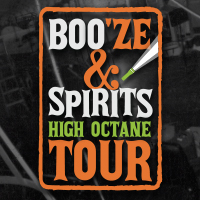 BOO'ze & Spirits Flashlight Tour - High Octane